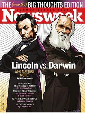Lincoln v Darwin